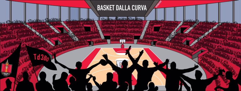 Basket dalla curva