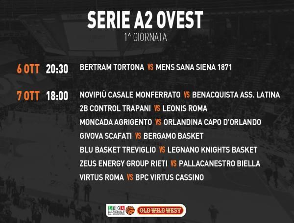 Calendario Basket A2 Ovest.Uscito Il Calendario Della Serie A2 2018 2019 Tiro Da Tre
